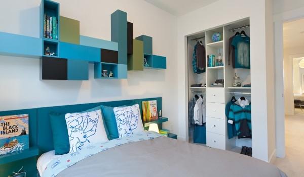 ایده ها و رنگ بندی های جذاب در طراحی داخلی