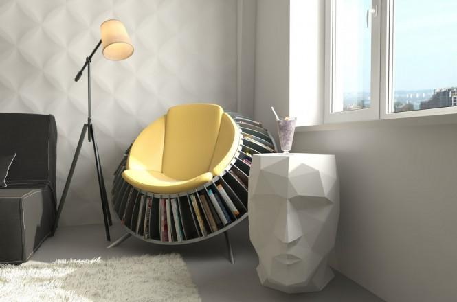 فضای مطالعه در منزل