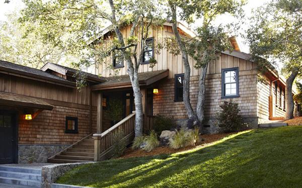 چند طرح از اقامتگاه های جنگلی