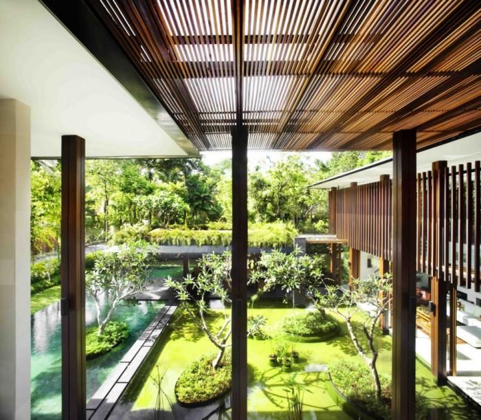 طراحی منزلی در سنگاپور