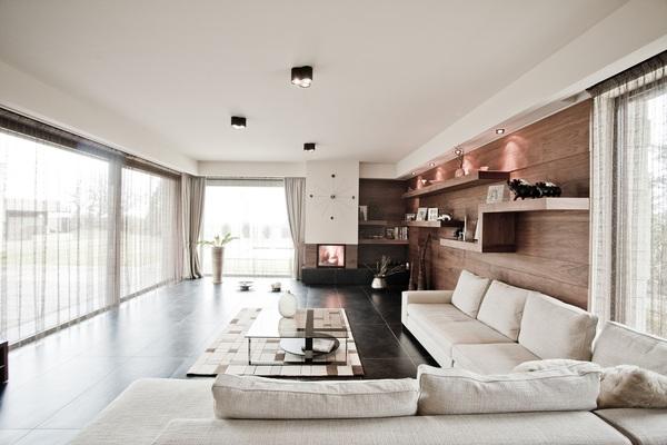 طراحی منزل در روسیه