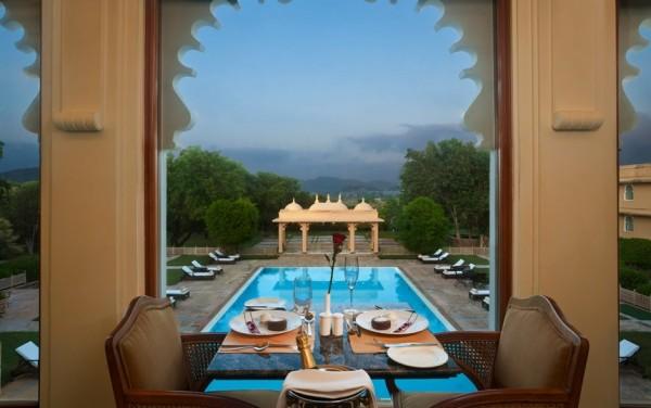 معماری و دکوراسیون داخلی به سبک هندی
