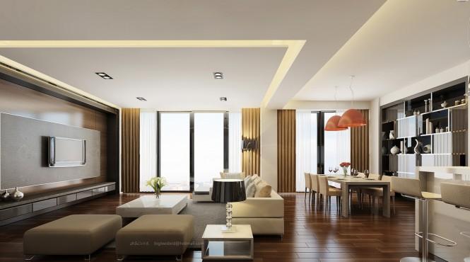 طراحی خانه با پلان های باز
