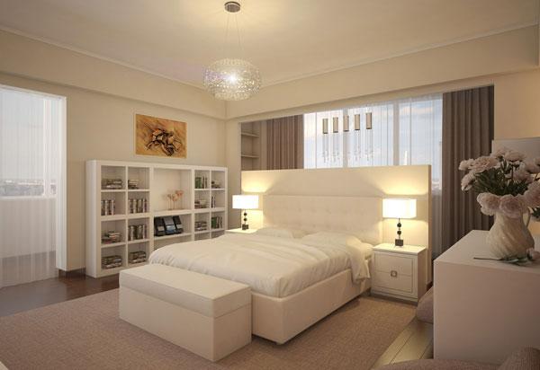ایده هایی برای طراحی اتاق خواب