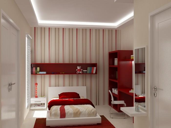 طراحی اتاق خواب کودک دختر