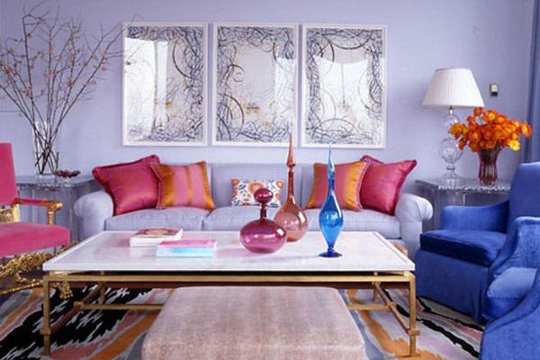 مبلمان، رنگ، طراحی داخلی، آرل