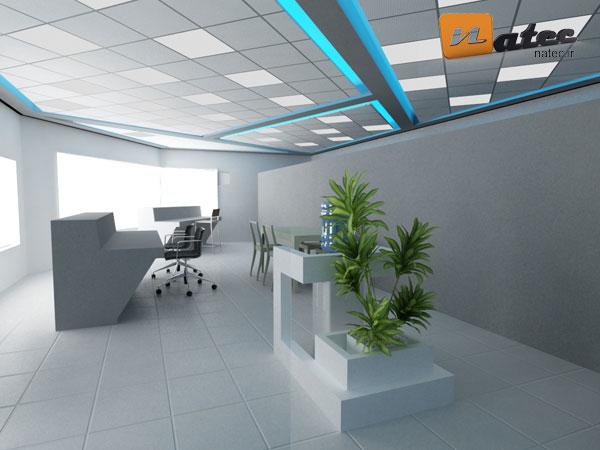پروژه طراحی اتاقهای کنترلی(پولپیت)کوره های قوس الکتریکی فولاد مبارکه