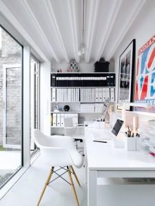 ایده برای طراحی دفترکار خانگی موثر در سال 2012