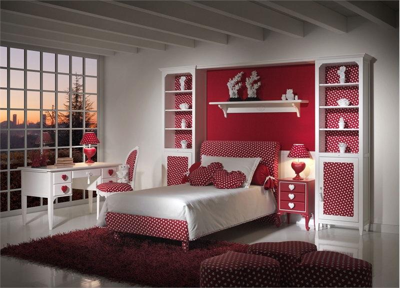 اتاق کلاسیک خواب کودکان