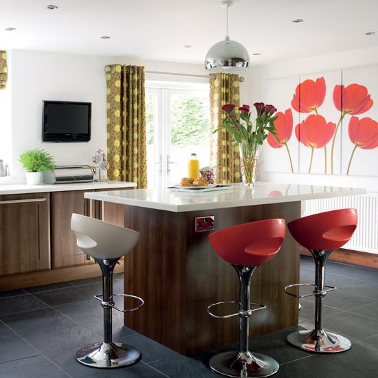 طراحی آشپزخانه درسال 2012