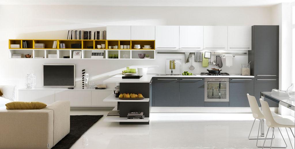 طرحهای مدرن برای آشپزخانه های 2016