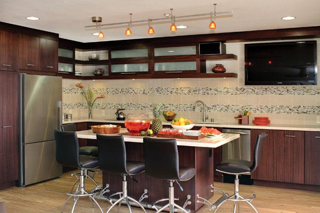 آشپزخانه های معاصر