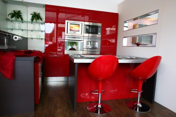 نحوه ی انتخاب صندلی برای جزیره در آشپزخانه