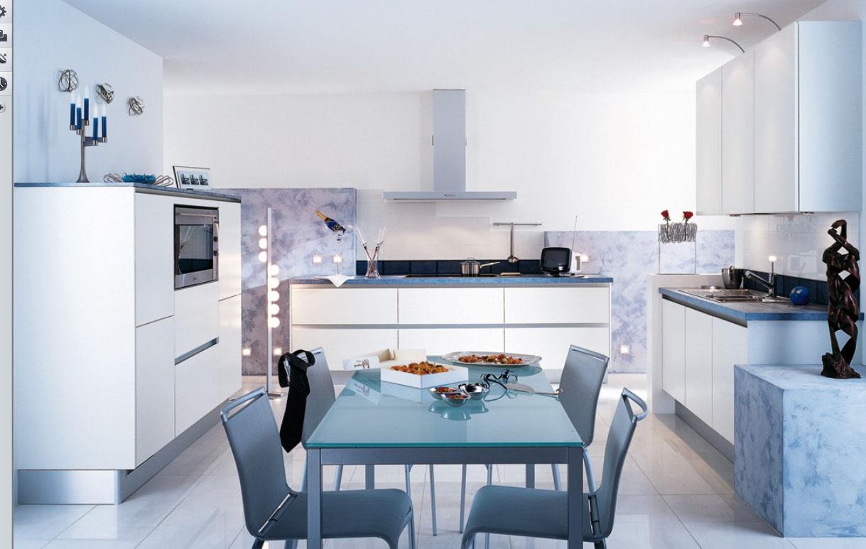 نمونه طراحی های بی نظیر آشپزخانه