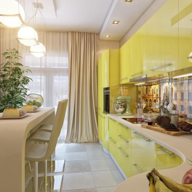 نکات طراحی آشپزخانه