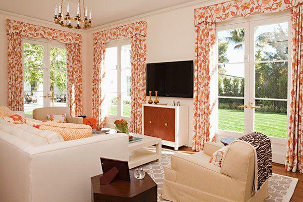 ایده هایی برای طراحی اتاق نشیمن