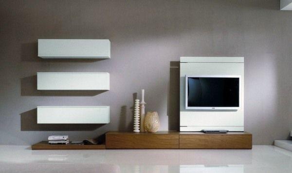 ایده هایی برای دیوار محل قرارگیری تلوزیون