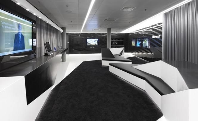 طراحی مرکز مطبوعاتی میکروسافت