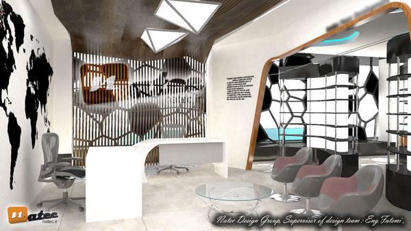 طراحی فروشگاه و مغازه در اصفهان توسط گروه ناتک