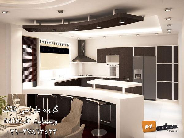 طراحی و اجرای دکوراسیون منزل
